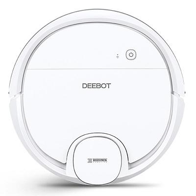 Robot Hút Bụi Lau Nhà Ecovacs Deebot DN33