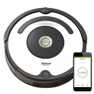 Robot Hút Bụi Lau Nhà iRobot Roomba 670 Vacuum